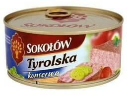 Консервы Sokolów