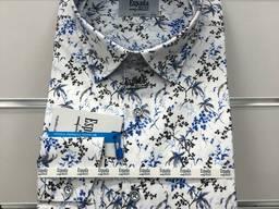 Koszule Męskie (80% bawelna 17% polyester 3% elestan)