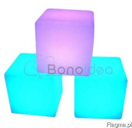 Куб LED стулья для праздничных мероприятий