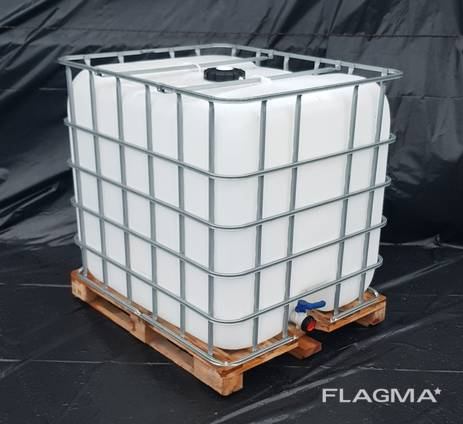 Kupujemy paletopojemniki IBC 1000 l, beczki metalowe, plastikowe