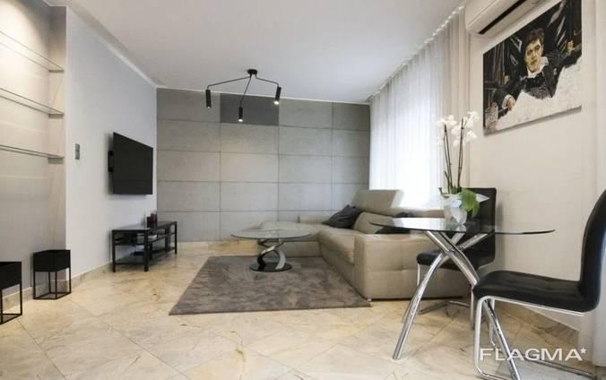 Продается 2-комнатная квартира с террасой в Кракове