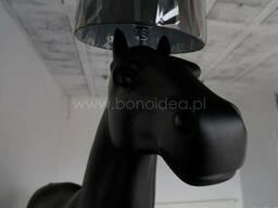 Лампа напольная Конь 240 см - фото 3