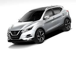 Leasing dla każdej firmy! nowy Nissan Qashqai