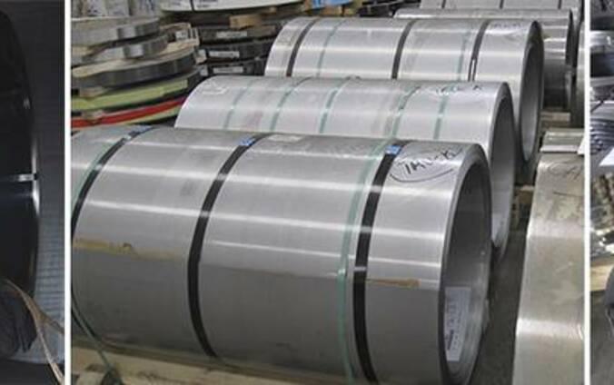 Ленты из нержавеющей стали