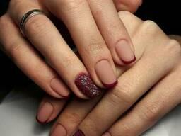 Manicure hybrydovy - photo 2