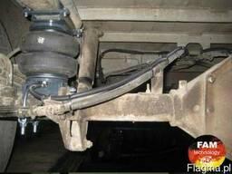 Mercedes Sprinter poduszki powietrzne zawieszenie pneumatyc