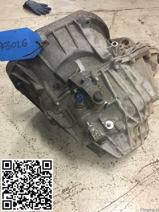 МКПП PF6026 Renault Vivaro/Master/Trafic