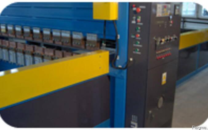 Многоэлектродная сварочная машина кондукторного типа ZWA-14
