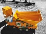 Мобильный бетонный завод Sumab B-15-1200 (15 м3/ч) Швеция - фото 3