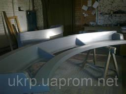 Modelowe wyposażenie z drewna do formowania