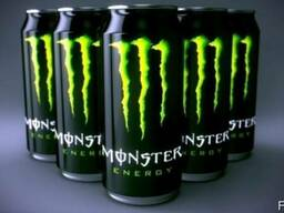 Monster Energy napoje