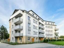 Новые 2-комнатные апартаменты
