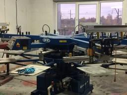 Оборудование для печати по текстилю M&R (США)