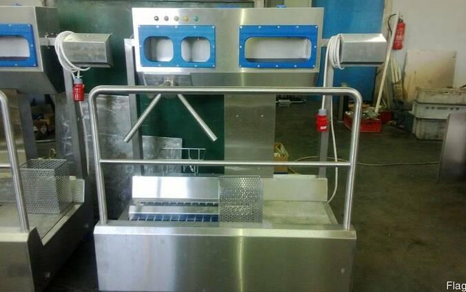 Оборудование для санитарии и гигиены