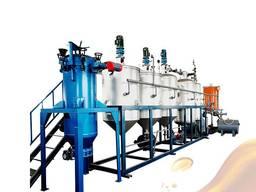 Оборудование для вытопки, плавления и переработки животного жира сырца и сала