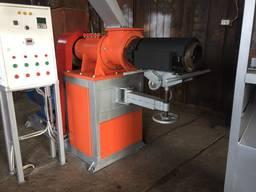 Оборудование для изготовления топливных брикетов