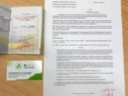 Юридические услуги, Оформление документов для обучения в Пол