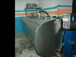 Охладитель молока Alfa Laval 5000L