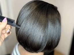 Окрашивание, Кератин, Реконструкция волос