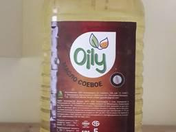 Olej sojowy rafinowany