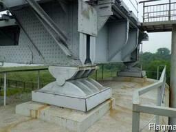 Опорные части мостов