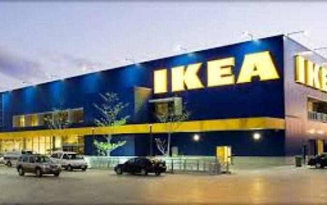 Организация доставки товаров сети IKEA