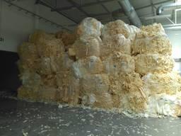 Отходы поролона bідходи виробництва матраців EUR1 сертифікат