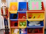 Паллеты с новым товаром садовая мебель, игрушки - фото 7