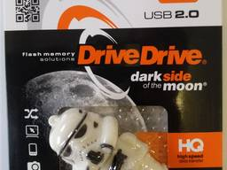 Флешка Pendrive 32 ГБ, 16 ГБ USB Новая! Звезднывойн (Дарт Вейдер или белый штурмовик) STAR