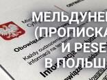 Прописка в Польше (PESEL) - фото 1