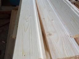 Edged timber/Пиломатериал обрезной