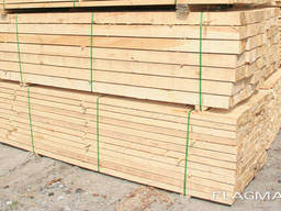 Beam - sawn timber, dry beam.