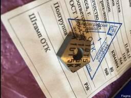 Пластина пятигранная PNUA-110408 и PNUM-110408