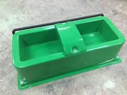 Poidło plastikowe dla BYDŁA