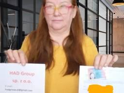 Печать в паспорт - продление легального пребывания в Польше до 3 лет