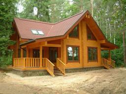 Построим домики из дерева в Польше