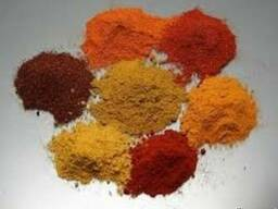 Powders from fresh fruits, vegetables, meat, berries, mushro