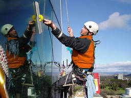 Prace wysokościowe, alpinista przemysłowy