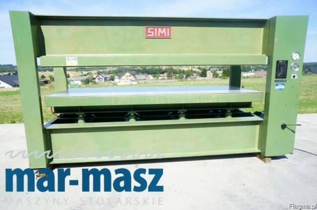 Prasa SIMI - SPM 4L/454 *** Mar-Masz