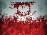 Приглашения для рабочей визы в Польшу D-05 180/360 - фото 1