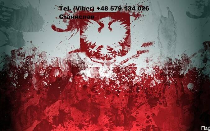 Приглашения для рабочей визы в Польшу D-05 180/360