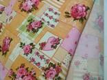 Продается ткань (рогожка набивная), 100 % хлопок - фото 2