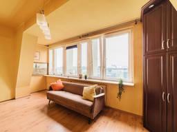 Без провизии!!! Продается видовая однокомнатная квартира