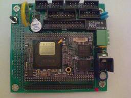 Electronic device manufactured according
