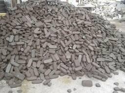 Продам торфяные брикеты, древесный уголь.