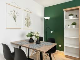Продажа 2-х комнатной квартиры с новым ремонтом в Кракове