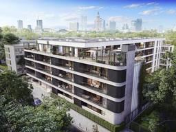 Апартамент 125 м2 с ремонтом в доме премиум-класса возле парка Лазенки Королевские!