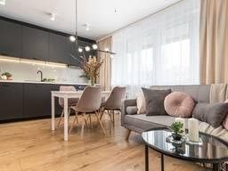 Продажа стильной квартиры в Кракове