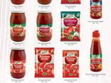 Томатная паста/ Tomato paste. Manufacture of food - фото 1