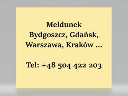 Прописка и песель в Польше